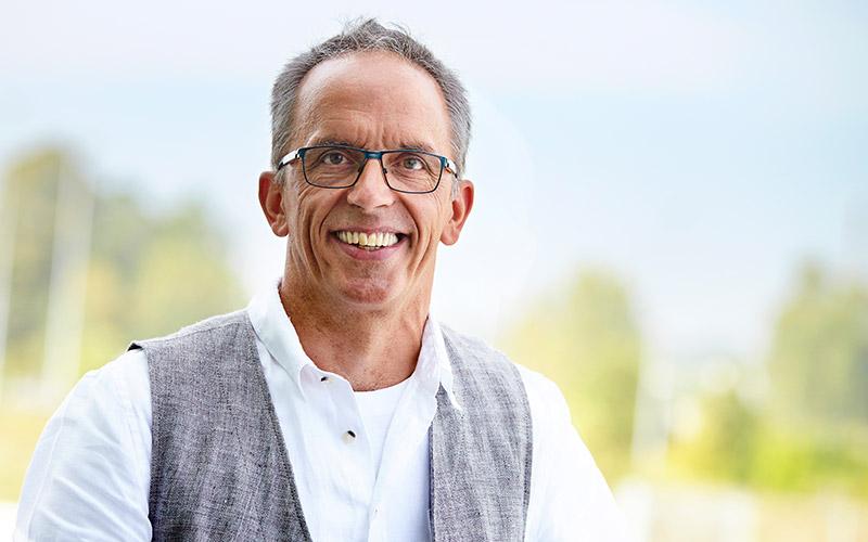 Erwin Schäfer wird neuer Betriebsleiter des Klärwerk Steinhäule